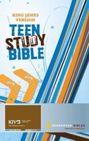 KJV Teen Study Bible H/B
