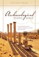 KJV Archaeological Study Bible (Hard Cover)