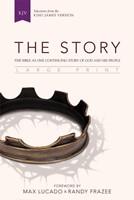 The Story, KJV, Large Print (Hard Cover)