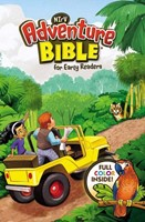 NIRV Adventure Bible For Early Readers, Lenticular (3D Moti