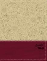 KJV Beautiful Word Bible (Leather-Look)
