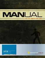 Manual: The Bible For Men (Imitation Leather)