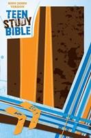 KJV Teen Study Bible (Leather-Look)