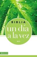 Biblia Un Dia A La Vez - Nvi (Paperback)