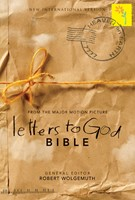 Letters To God Bible (Imitation Leather)