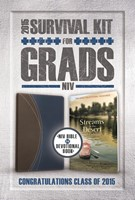 2015 Survival Kit For Grads, NIV (Paperback)