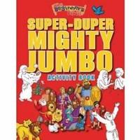 Beginner's Bible Super-Duper, Mighty, Jumbo Activity Boo, T (Paperback)