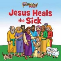 Jesus Heals The Sick (Paperback)