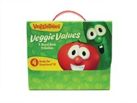 Veggietales Veggie Values: A Board Book Collection (Hard Cover)