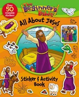 Beginner's Bible All About Jesus Sticker And Activity Bo, T