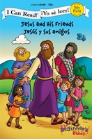 Jesus and His Friends / Jesus Y Sus Amigos (Paperback)