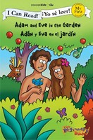 Adam And Eve In The Garden / Adan Y Eva En El Jardin (Paperback)