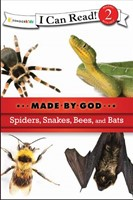 Spiders, Snakes, Bees, And Bats (Paperback)