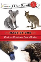 Curious Creatures Down Under (Paperback)