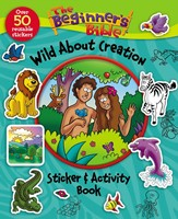 Wild About Creation Sticker and Activity Book (Paperback)