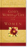 God's Words Of Life For Women (Hard Cover)