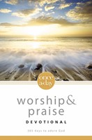 Once-A-Day Worship And Praise Devotional (Paperback)