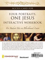 Access Card For Four Portraits, One Jesus Interactive Workbo