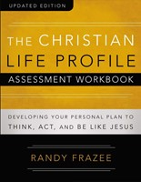 Christian Life Profile Assessment Workbook Updated Editi, Th