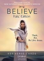 Believe Key Verse Cards: Children (General Merchandise)