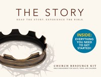 The Story: Church Campaign Kit (Paperback w/DVD)