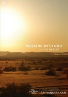 Walking With God In The Desert (Faith Lessons, Vol. 12) (DVD)