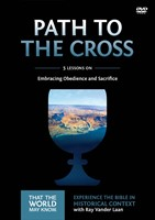 The Path To The Cross: A Dvd Study