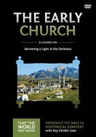 Early Church: A Dvd Study
