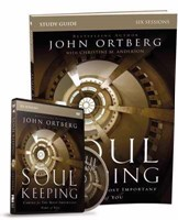Soul Keeping Study Guide With Dvd (Paperback w/DVD)
