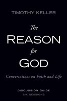 The Reason for God Discussion Guide with DVD (Paperback w/DVD)
