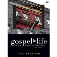 Gospel In Life Discussion Guide With Dvd (Paperback w/DVD)