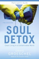 Soul Detox Participant'S Guide With Dvd (Paperback w/DVD)