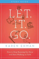 Let. It. Go. Study Guide With DVD (Paperback w/DVD)