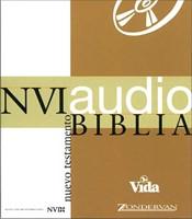 NVI Nuevo Testamento Audio CD (CD-Audio)