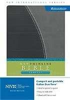 Biblia De Regalo Nvi, Nueva Edicion (Leather Binding)
