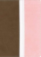 NVI Santa Biblia Ultrafina Compacta (Leather Binding)