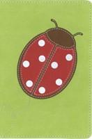 NVI Santa Biblia Ultrafina Compacta, Catarina (Leather Binding)