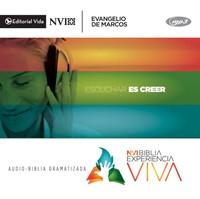 NVI Experiencia Viva: Evangelio De Marcos, Audio Mp3 Cd (CD-Audio)