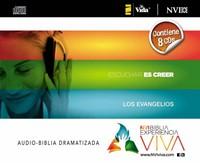 La Nvi Experiencia Viva, Los Evangelios, Audio Cd (CD-Audio)