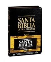 NVI Santa Biblia Letra Gigante Black (Imitation Leather)