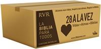 RVR77 -Santa Biblia - Edición económica/ Paquete De 28 (Paperback)