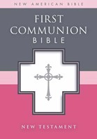 NAB First Communion Bible: New Testament (Imitation Leather)