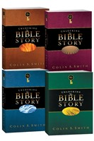 Unlocking The Bible Story 4 Volume Set