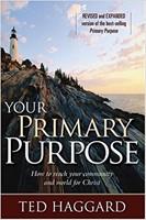 Your Primary Purpose