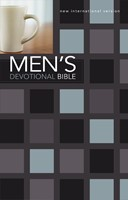 NIV Men's Devotional Bible (Hard Cover)