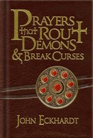 Prayers That Rout Demons and Break Curses (Leather Binding)