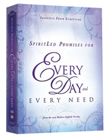 Spiritled Promises For Every Day And Every Need