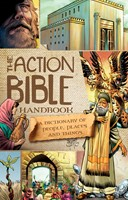 The Action Bible Handbook (Hard Cover)