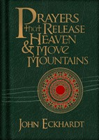 Prayers That Release Heaven And Move Mountains (Leather Binding)
