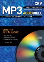 CEV New Testament Audio Mp3 Cds (CD-Audio)